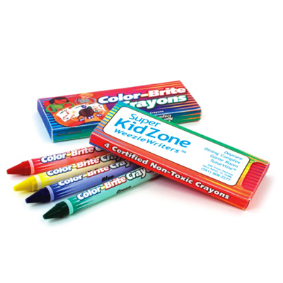 14303 - Color-Brite Crayons
