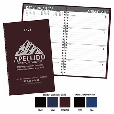 16015 - Classic Weekly Desk Planner