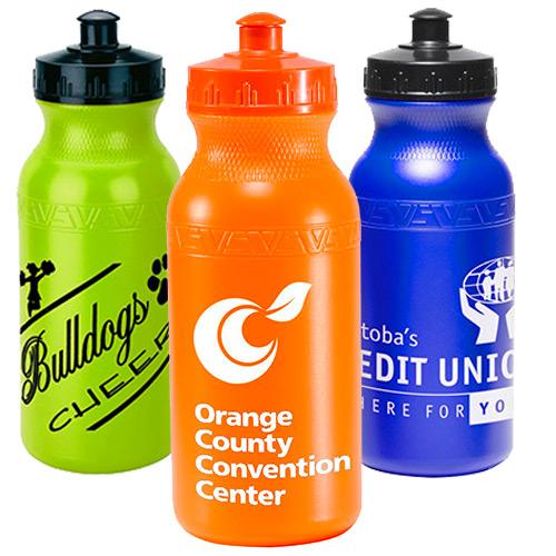 16076 - 21 oz. Super Value Bike Bottle