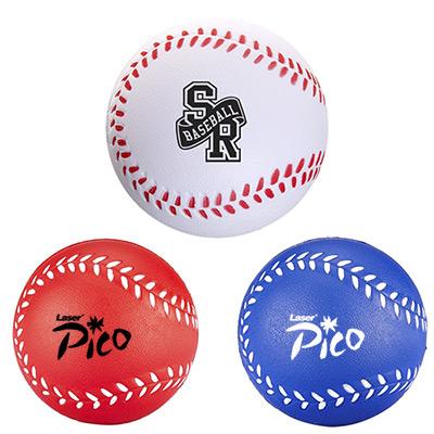 16375 - Baseball Stress Reliever