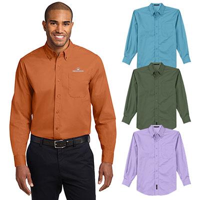 16701 - Port Authority®Long Sleeve Easy Care Shirt