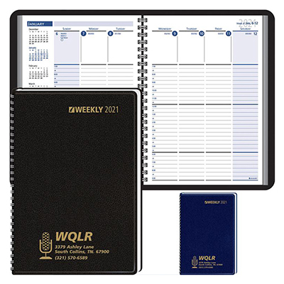 17731 - Column Style Weekly Planner