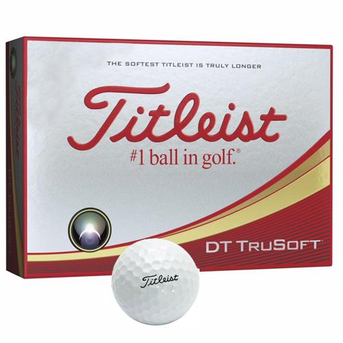 17830 - Titleist® TruFeel Golf Ball