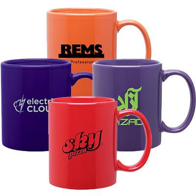 17904 - 11 oz C Handle Mug