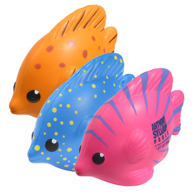 17940 - Tropical Fish Stress Reliever