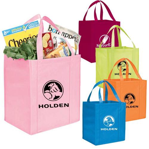 18539 - Hercules Non-Woven Grocery Tote