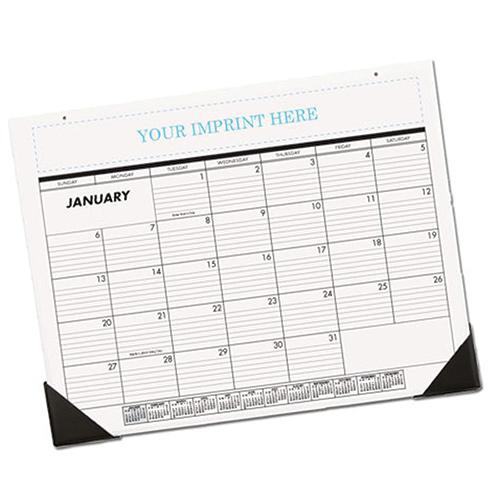18708 - Full Size Desk Calendar
