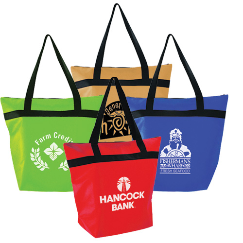 19504 - Insulated Shopper Tote