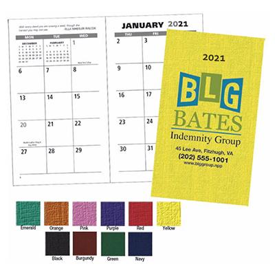 19981 - Value Monthly Pocket Planner