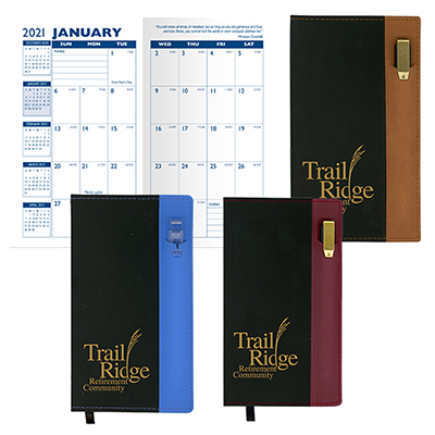 20004 - Lafayette Monthly Planner