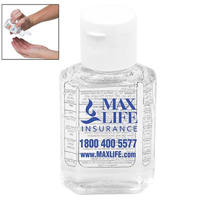 20092 - 1 oz. Compact Hand Sanitizer Bottle