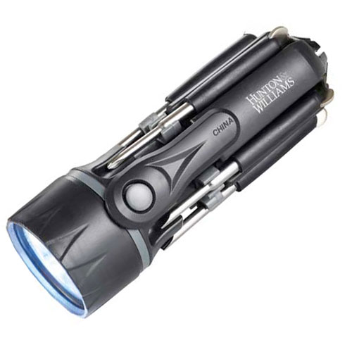 20637 - Spidey 8 In One Screwdriver Flashlight