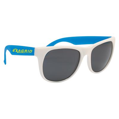20799 - Rubberized Sunglasses