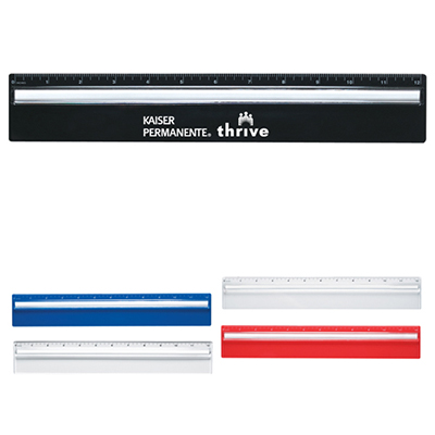 "20837 - 12"" Ruler with Magnifier"
