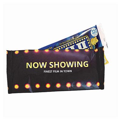 20911 - Microwave Popcorn Flat