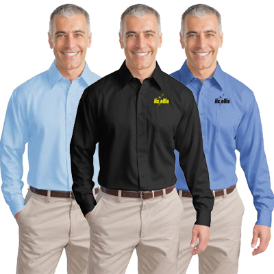 21300 - Port Authority®Non-Iron Twill Shirt