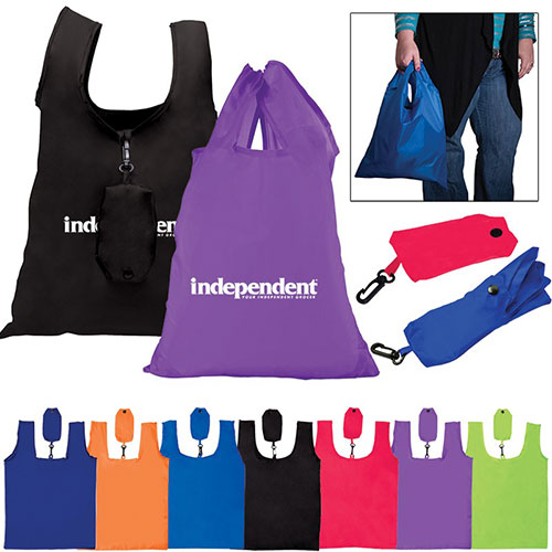 22062 - Folding Grocery Tote