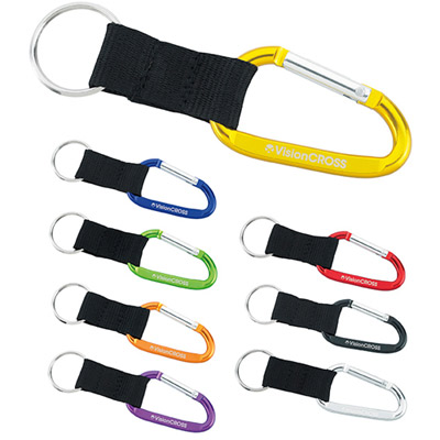 22136 - Anodized Carabiner 6mm