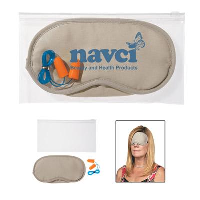 22441 - Ear Plugs And Eye Mask Set