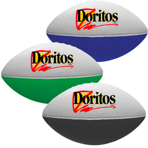 "23167 - 7"" Two-Toned Foam Football"