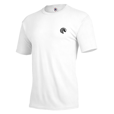 23194 - Delta Dri T-shirt 4.3 oz. (White)