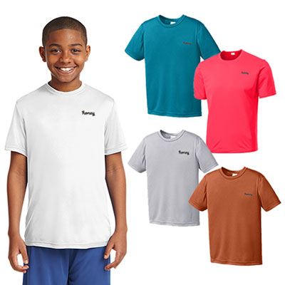 23521 - Sport-Tek® Youth PosiCharge® Competitor™ Tee