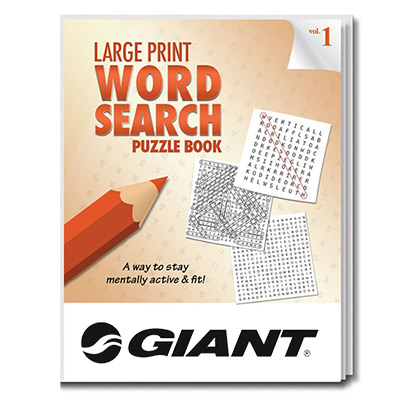 23941 - Large Print Word Search Vol. 1