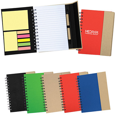 24087 - Recycled Magnetic Journal Book