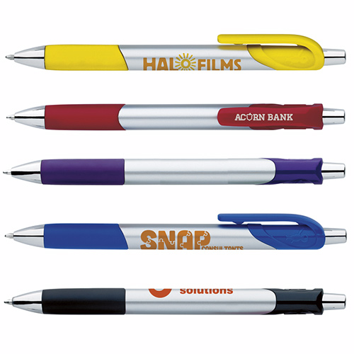 24184 - Bic® Honor Grip Pen