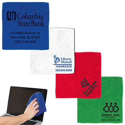 24306 - Microfiber Rally And Fitness Sport Towel