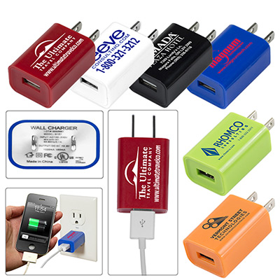 24313 - USB Wall Charger and AC Adapter
