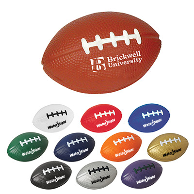 24665 - Football Shape Stress Reliever