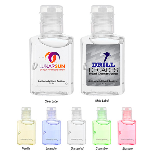 24760 - .5 oz. Hand Sanitizer