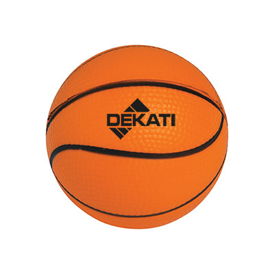 24767 - Basketball Shape Stress Reliever