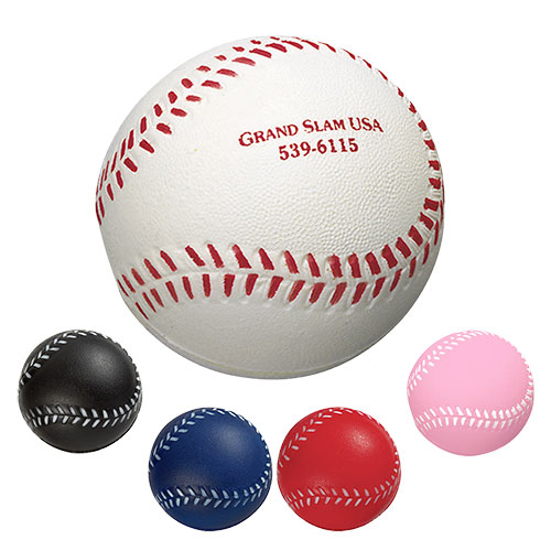24903 - Baseball Shape Stress Reliever