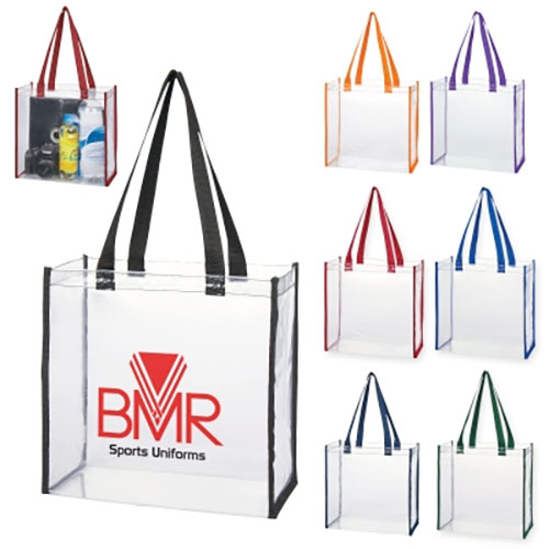 24913 - Clear Tote Bag