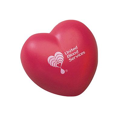 24922 - Heart Shape Stress Reliever
