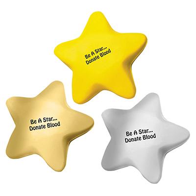 24923 - Star Shape Stress Reliever