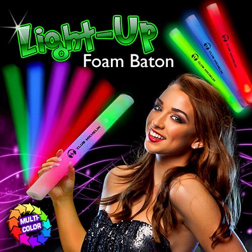 25094 - Light-Up Foam Baton