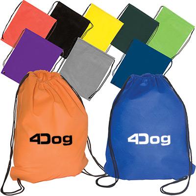 25200 - Econo Non-Woven String Backpack