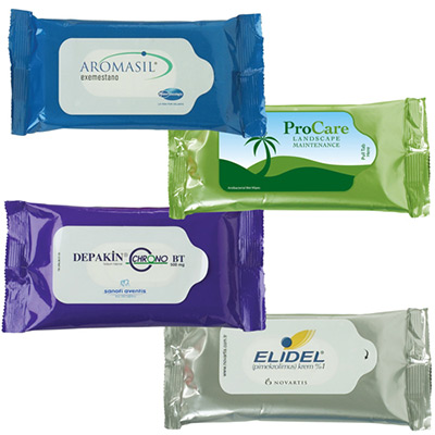 25279 - Antibacterial Wet Wipes
