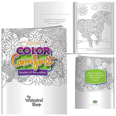 25422 - Color Relaxation Coloring Book (Animals)