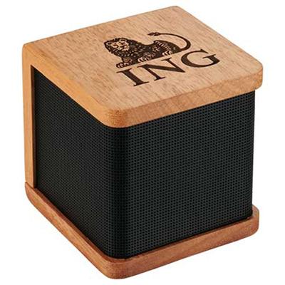 25792 - Seneca Bluetooth Wooden Speaker