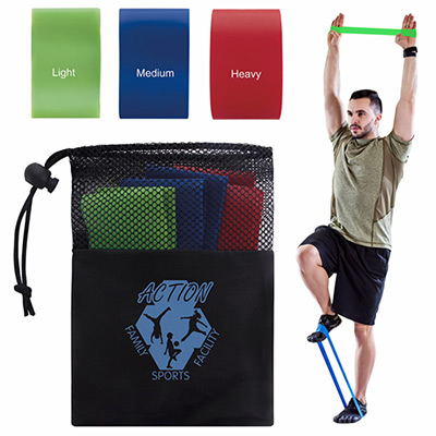 25888 - Exercise Resistance Bands Set
