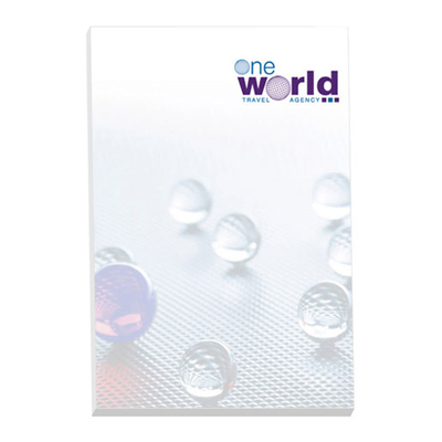 "3269 - Bic® 4"" x 6"" Non-Adhesive Notepads (25 Sheets)"