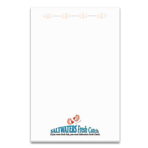 """3253 - Bic® 4"""" x 6"""" Sticky Note (25 Sheets)"""