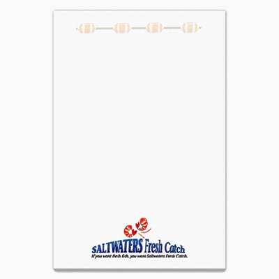 "3254 - Bic® 4"" x 6"" Notepads (50 Sheets)"