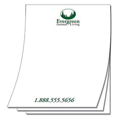 "2864 - Note Pads (4 1/4"" x 5 1/2"")"