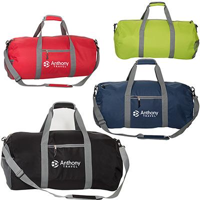 26107 - 600D Budget Duffel Bag