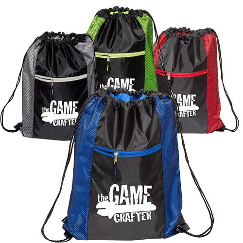 26176 - Porter Drawstring Backpack